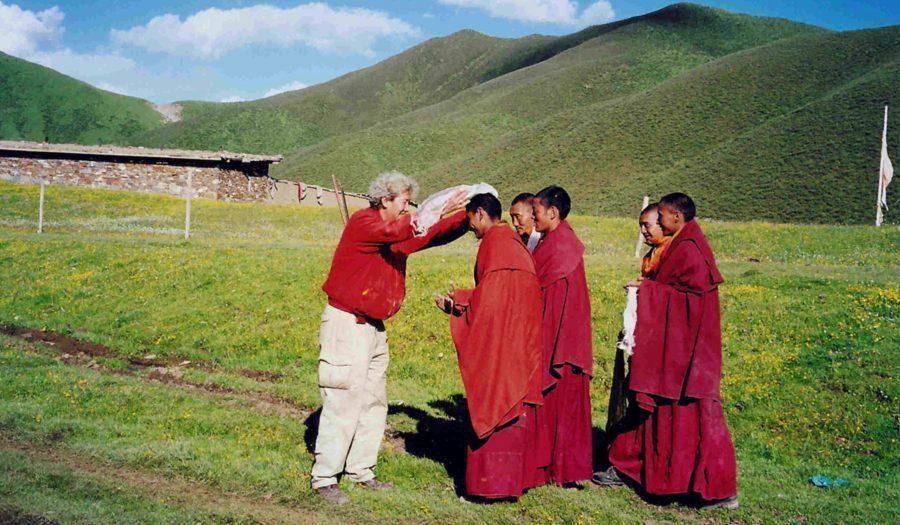 master wang tibet